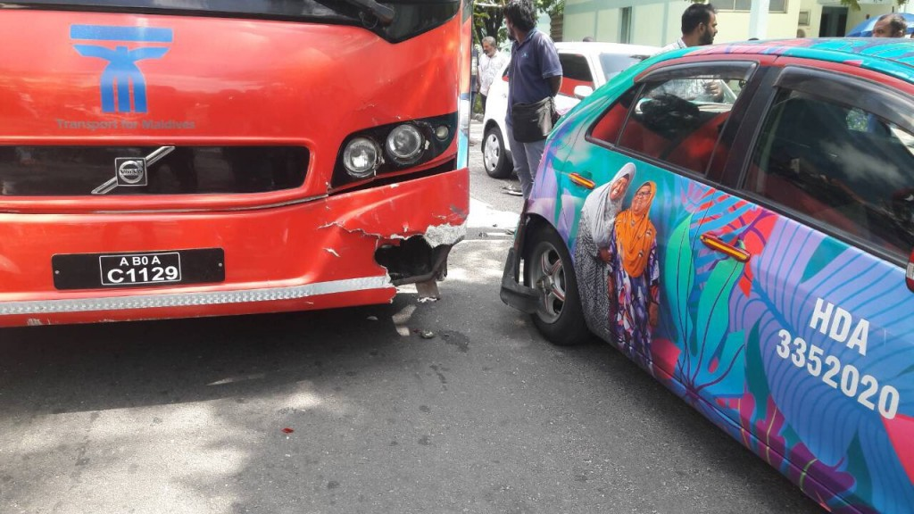 Bus accident was caused due to driver falling asleep: Police